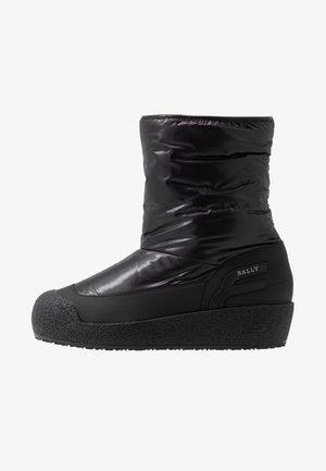 CUPER - Vinterstøvler - black