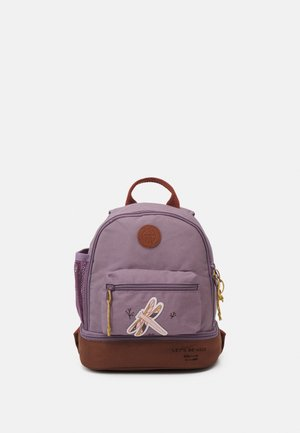 MINI BACKPACK ADVENTURE DRAGONFLY UNISEX - Rucksack - lilac