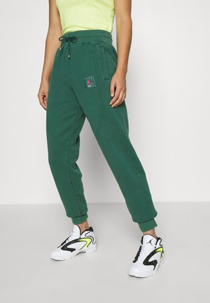 FLIGHT PANT - Tracksuit bottoms - atomic teal