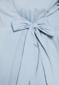 MAMALICIOUS - MLMAIJSA - Button-down blouse - ashley blue - 2