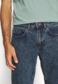 Redefined Rebel - MONACO - Slim fit jeans - dark blue - 3