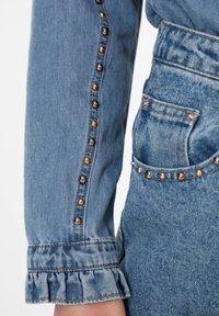 Scalpers - Button-down blouse - blue - 3