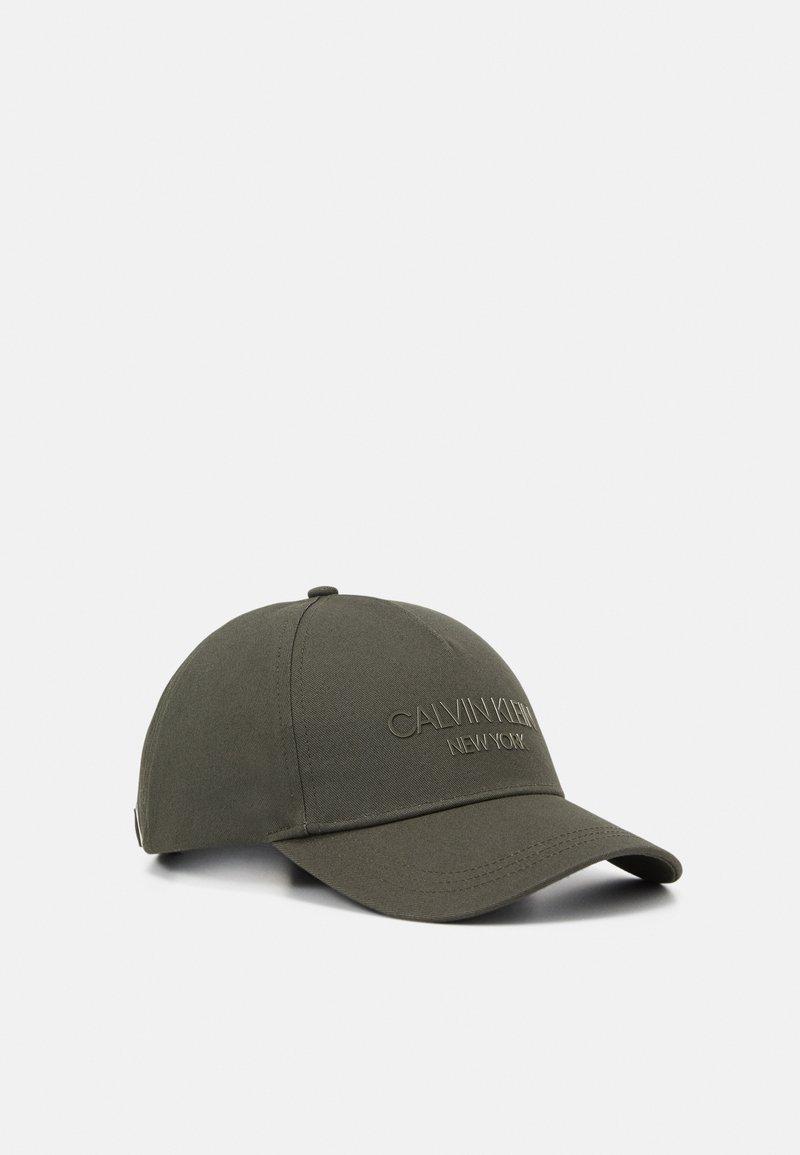 Calvin Klein - UNISEX - Cap - green