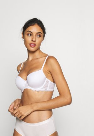 ANGIE - Push-up bra - white