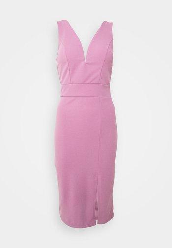 KADINE MIDI DRESS - Cocktail dress / Party dress - mauve pink