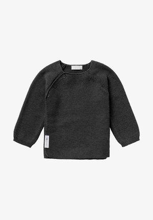 PINO - Sweater - dark grey melange