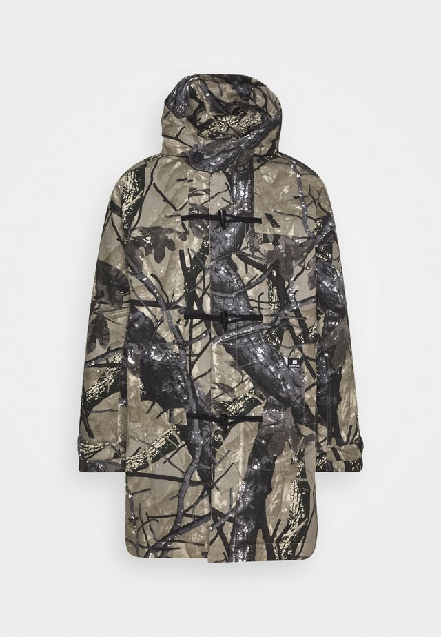 UNISEX SWEET DUFFLE COAT - Winter coat - camo
