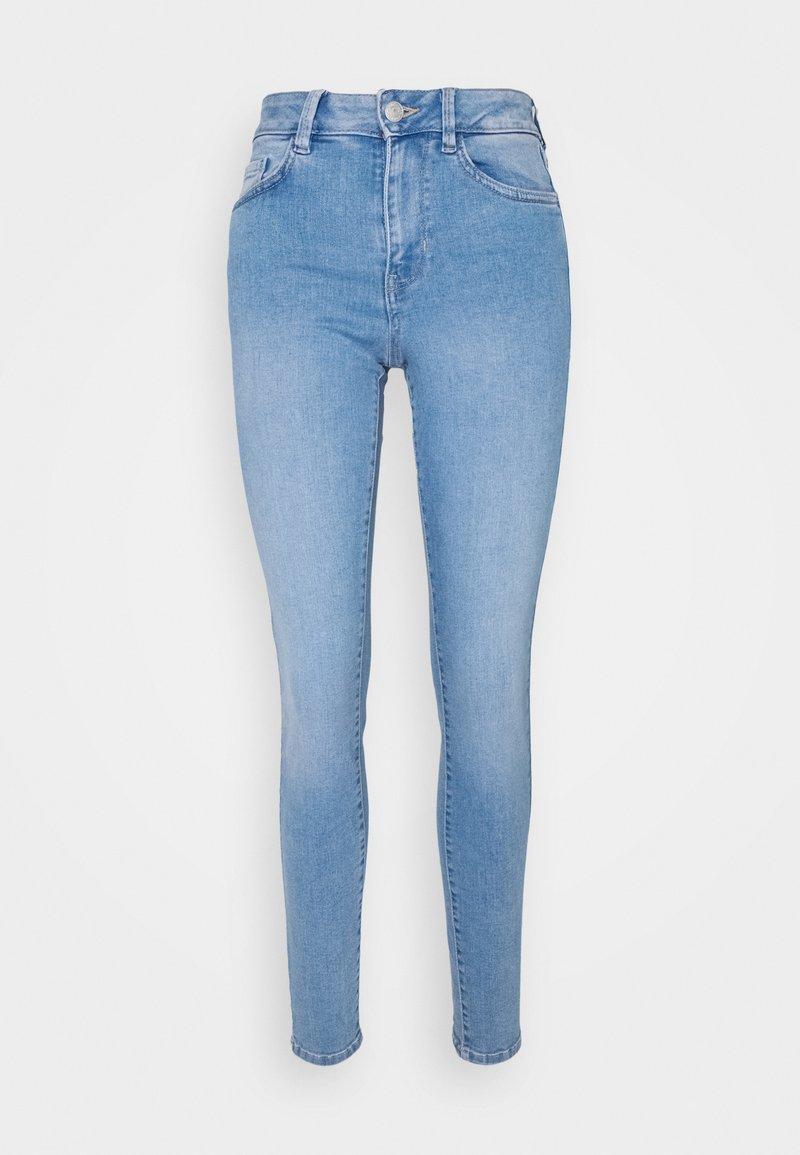 TOM TAILOR DENIM - NELA - Jeans Skinny Fit - used light stone blue