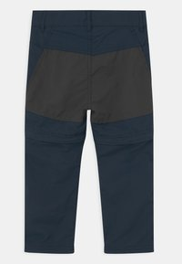 Color Kids - 2-IN-1 ZIP OFF UNISEX - Outdoor trousers - dress blues - 1