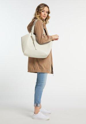Velká kabelka - white