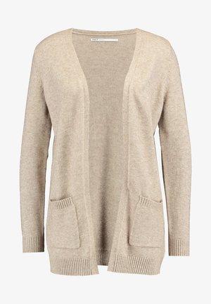 ONLLESLY - Cardigan - beige melange