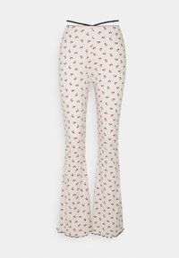 Milk it - BLOSSOM PANT - Trousers - offwhite - 0