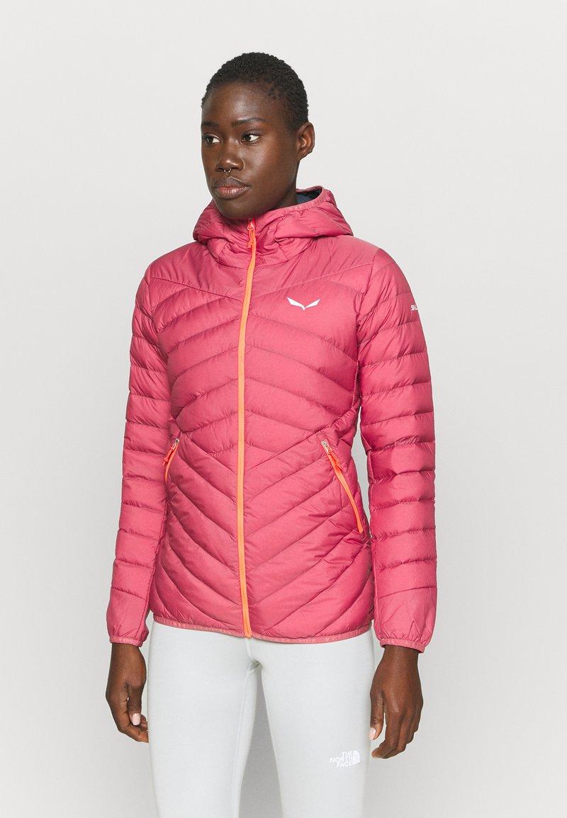 Salewa - BRENTA - Down jacket - mauvemood