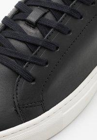 Walk London - GRADUATE  - Sneakers laag - nappa vegetal black - 5