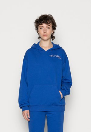 HOODIE - Sweatshirt - cobalt