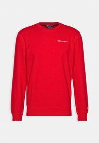 Champion - LEGACY CREWNECK - Sweatshirt - red - 4