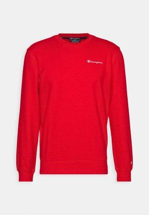 LEGACY CREWNECK - Sweatshirt - red