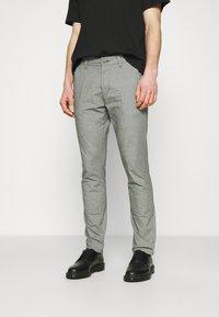 Esprit - Chino kalhoty - dark grey - 0