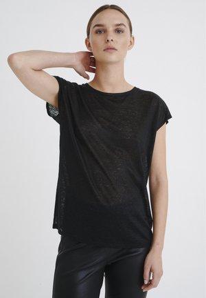 FAYLINN - T-shirt basic - black