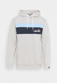 Ellesse - TOMASIO - Jersey con capucha - grey - 0
