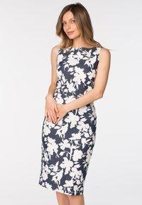 Diyas London - ADELANE - Shift dress - flower print - 4