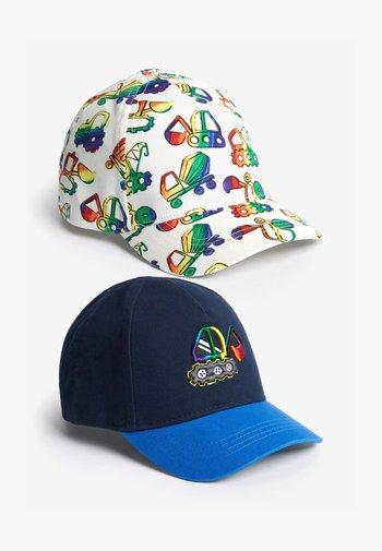 2ER PACK   - Cap - multi-coloured