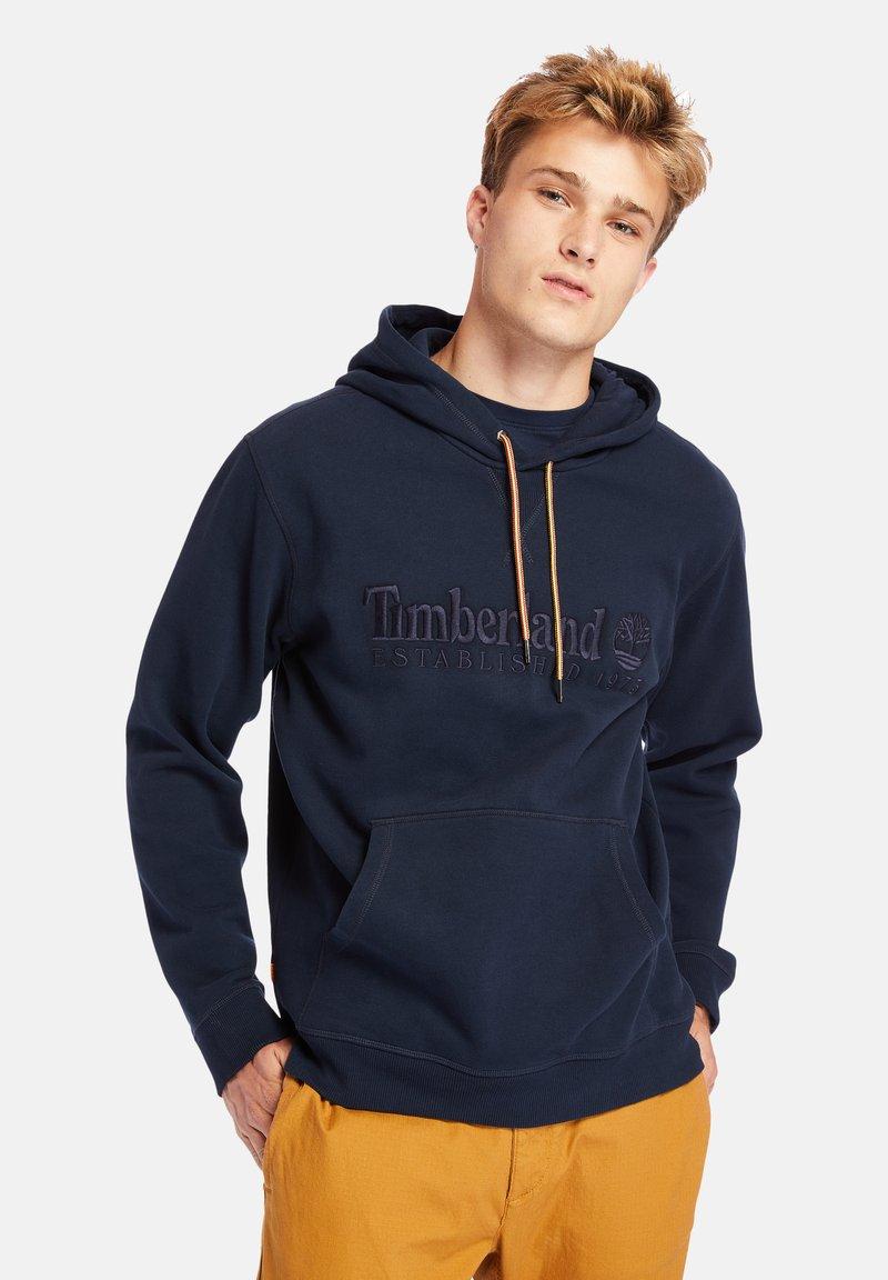 Timberland - Hoodie - dark sapphire
