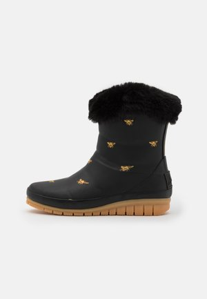CHILTON - Wellies - black/gold