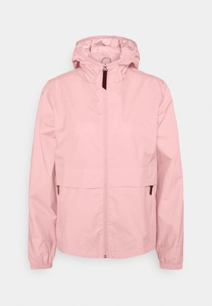 ALPENA - Hardshell jacket - light pink