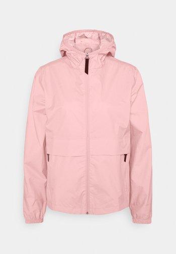 ALPENA - Hardshell jacket - light pink