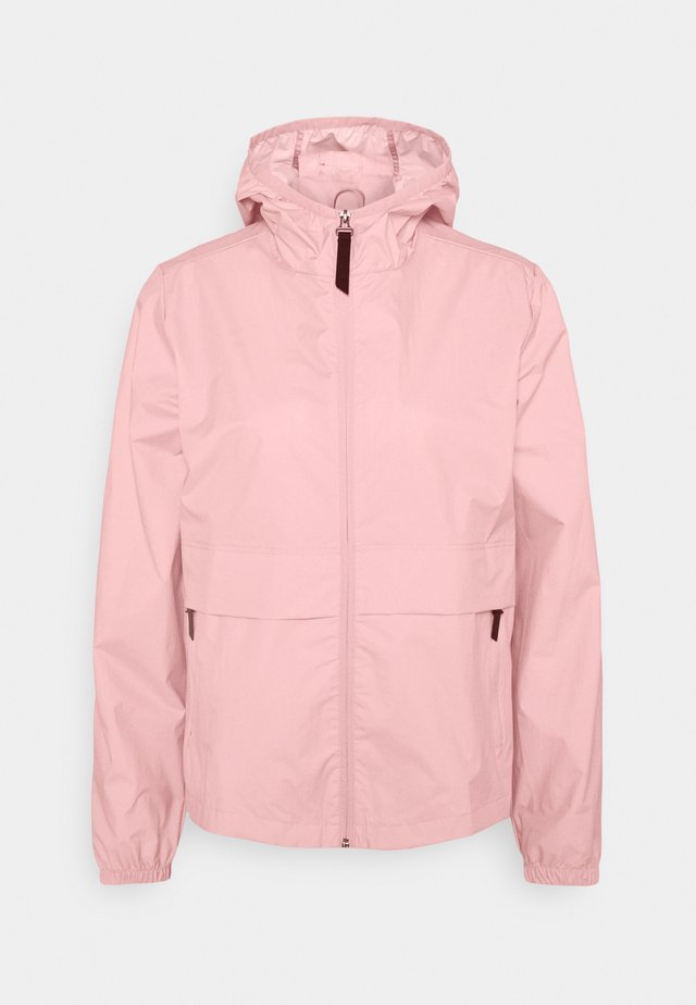 ALPENA - Outdoorjas - light pink