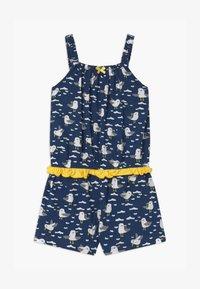 Blue Seven - SMALL GIRLS SEAGULL - Overal - dunkelblau - 0