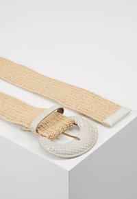 Vanzetti - Belt - off-white - 3