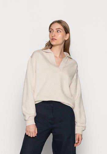 ELLI POLO  - Sweatshirt - whisper white