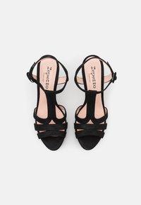 Repetto - Sandały na obcasie - carbone black - 4