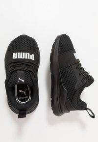 Puma - WIRED RUN - Hardloopschoenen neutraal - black - 0