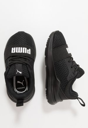 WIRED RUN - Laufschuh Neutral - black