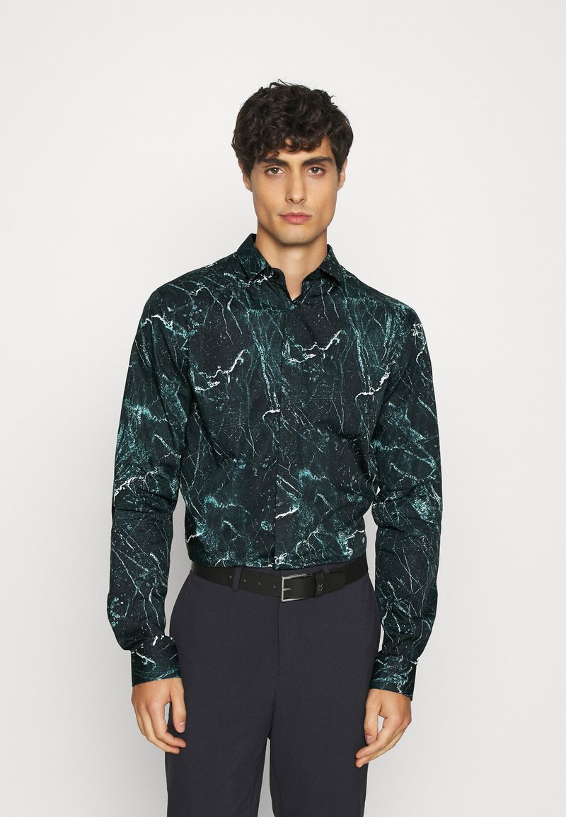 Twisted Tailor - MARON SHIRT - Camicia - green