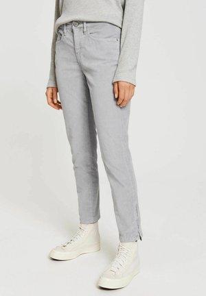 Slim fit jeans - hazy fog melange