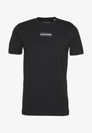 JCOTULIP TEE - Print T-shirt - black