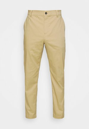 DRY FIT PANT - Tygbyxor - parachute beige