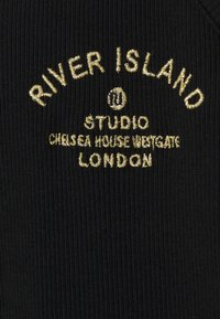 River Island - Jersey dress - black - 2