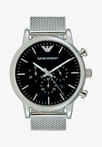 Emporio Armani - Chronograph watch - silver-coloured - 1