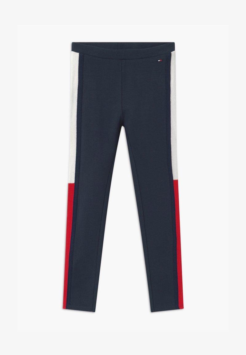 Tommy Hilfiger - INSERT - Leggings - Trousers - blue
