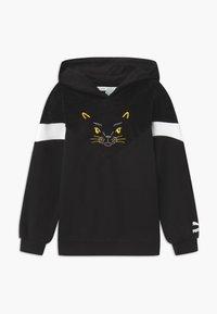 Puma - ANIMALS HOODIE - Hoodie - black - 0