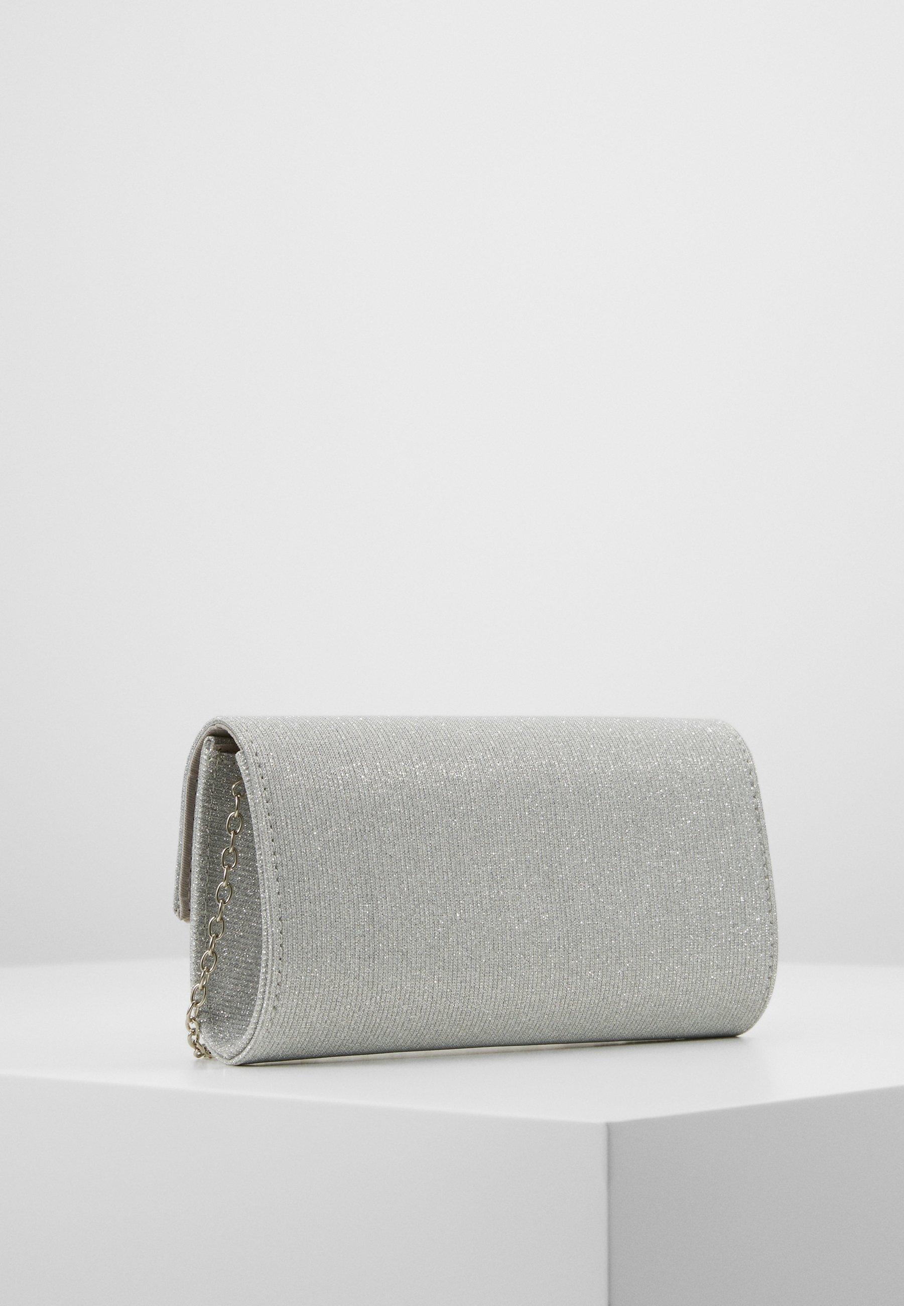 Anna Field Clutch - silver/sølv ElaXszJnCjWQwWW