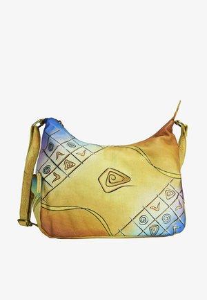 ART + CRAFT  - Across body bag - multi-coloured