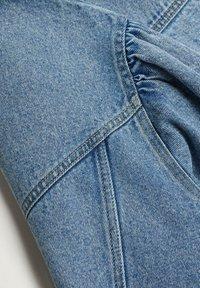Mango - Denim jacket - middenblauw - 8