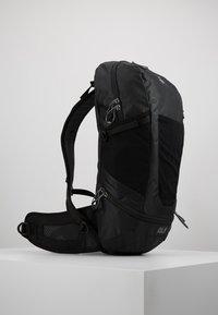 Jack Wolfskin - KINGSTON - Hiking rucksack - black - 3