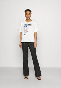 Marc Cain - Print T-shirt - white - 1